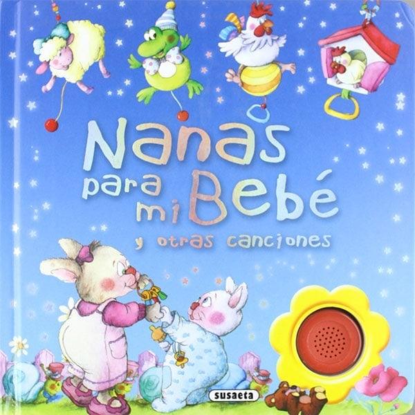 libro de nanas para bebes