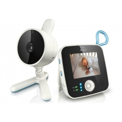 Philips Avent SCD 610 - Sistema de vigilancia para bebés con vídeo