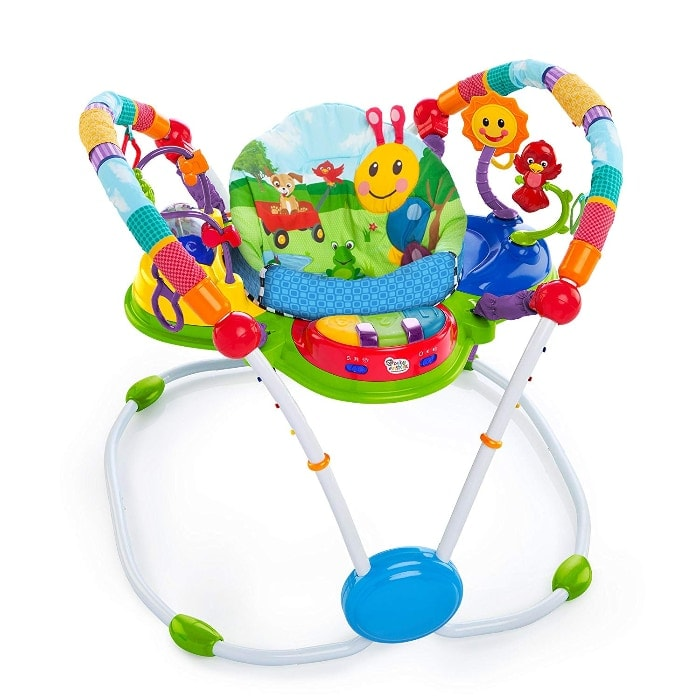 Baby Einstein Neighborhood Friends - Saltador y centro de actividades