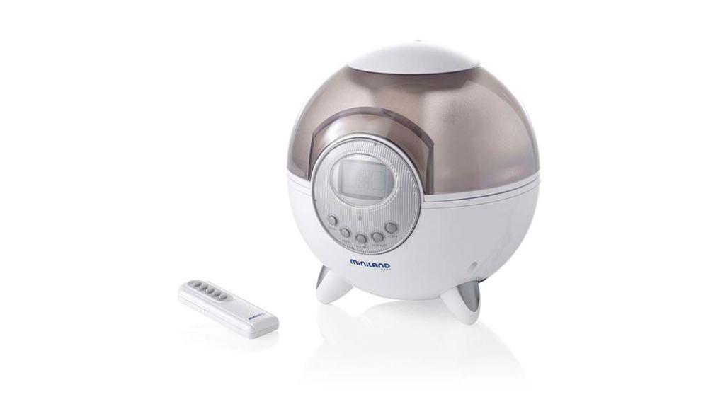 Un buen humidificador ozonizador para bebés: Miniland 89026