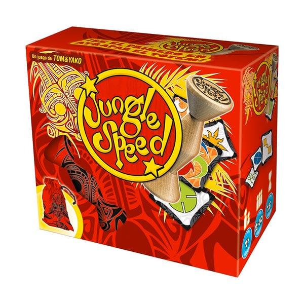 Asmodee - Jungle Speed, juego de habilidad