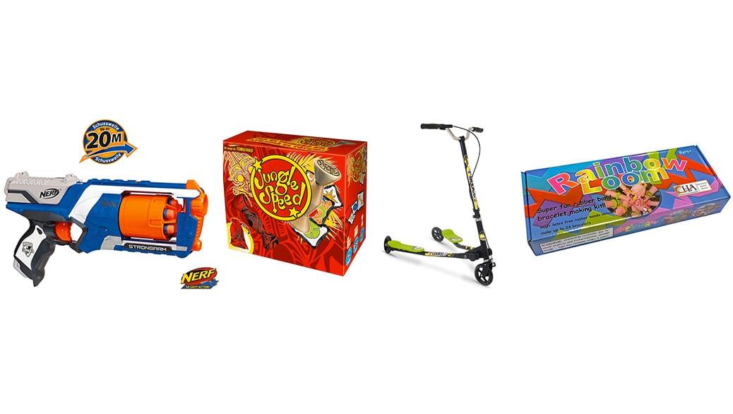 Juguetes recomendados para niños y niñas entre 9 y 11 años