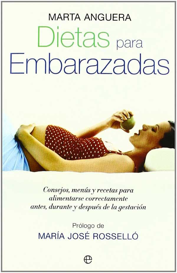 Dietas para embarazadas de Marta Anguera