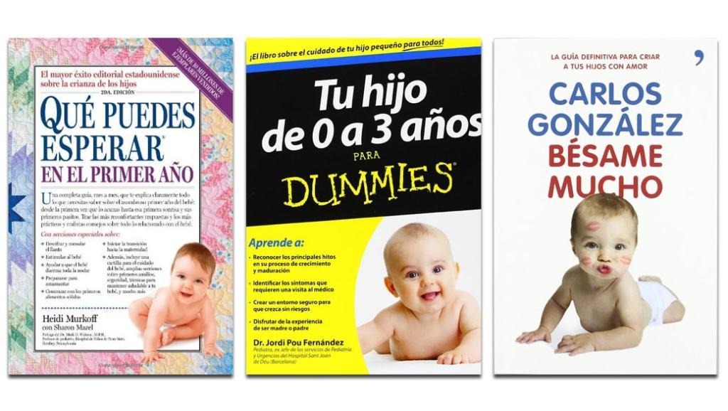 Libros de bebés recomendados: Cómo criarlos desde el nacimiento hasta los 36 meses