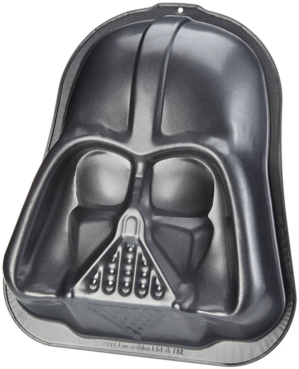 "Star Wars - Molde para horno ""Darth Vader"""