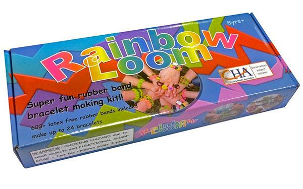 Rainbow Loom - Kit para crear pulseras