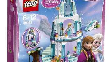 LEGO - El brillante castillo de hielo de Elsa (41062)