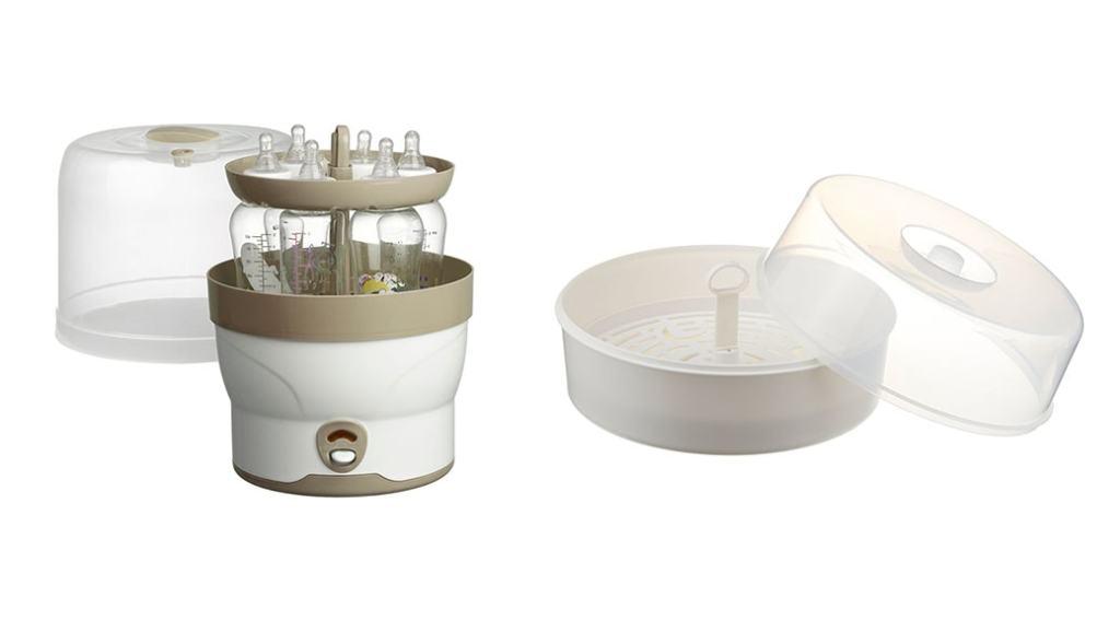 El mejor esterilizador de biberones ¿Eléctrico o para microondas?