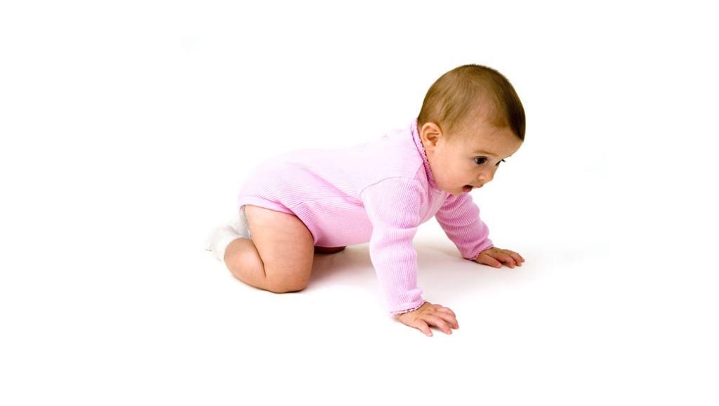 ¿Cuál es el tamaño del bebé en función de su edad en meses?