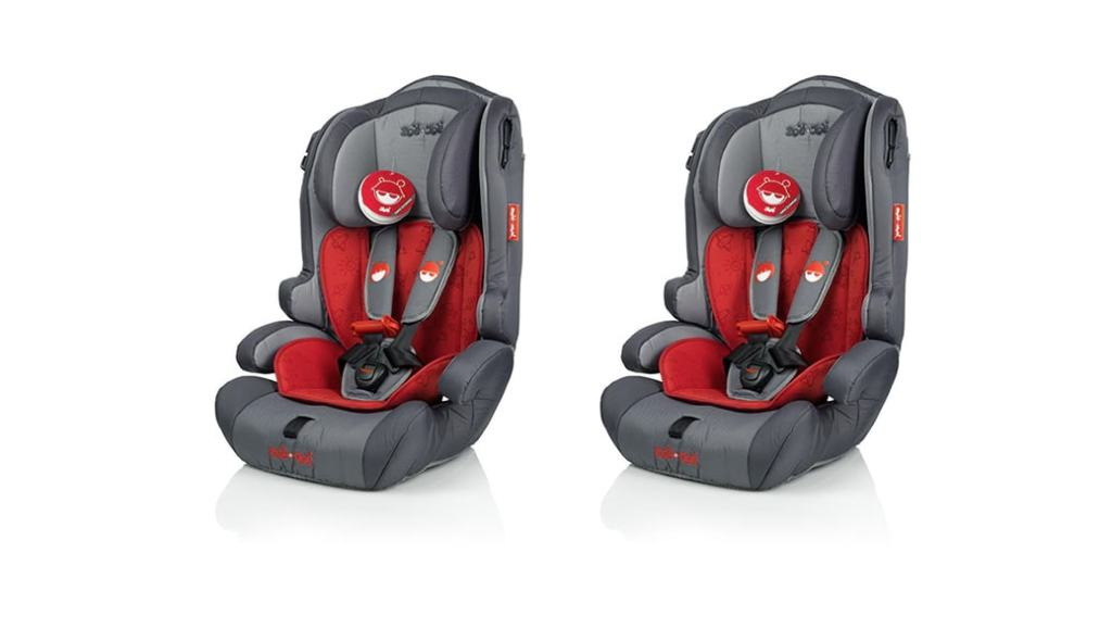 Pack de 2 sillas de coche ZOE&JOE Scandinavian ZJ213 por unos 100 euros