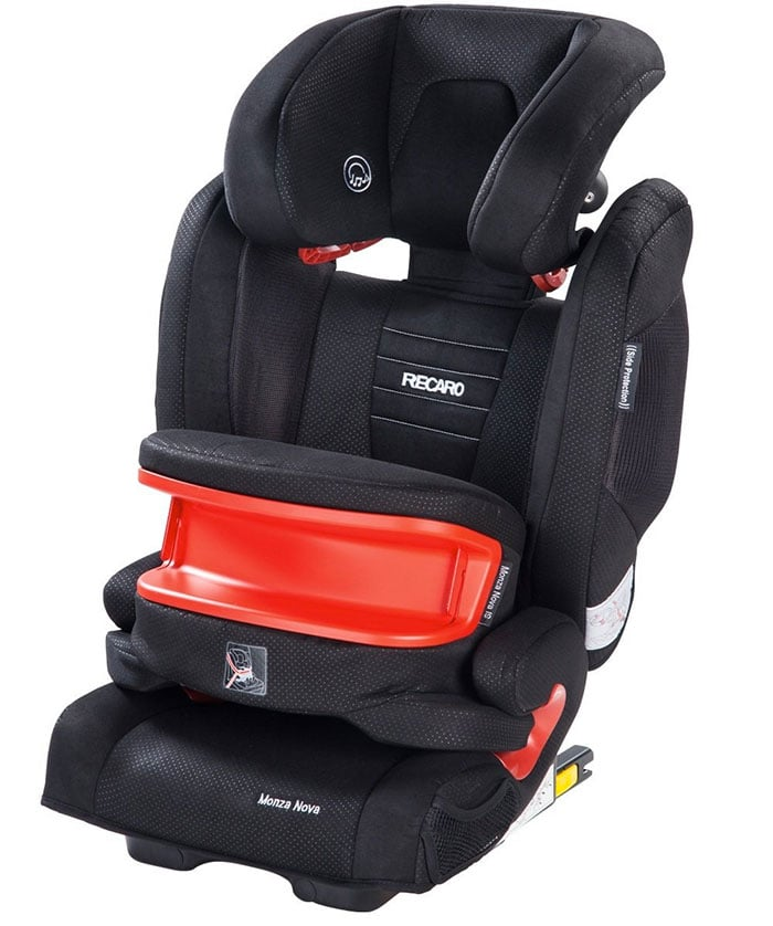recaro monza nova is opini n y an lisis silla de coche. Black Bedroom Furniture Sets. Home Design Ideas