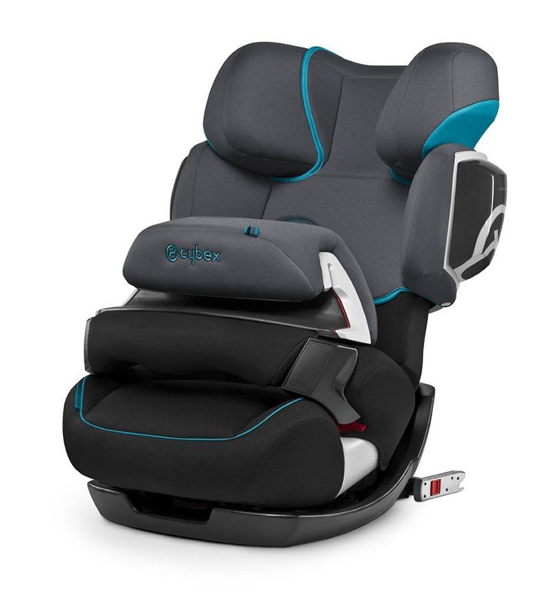 Cybex pallas 2 fix opini n y an lisis silla de coche - Silla de coche grupo 1 2 ...