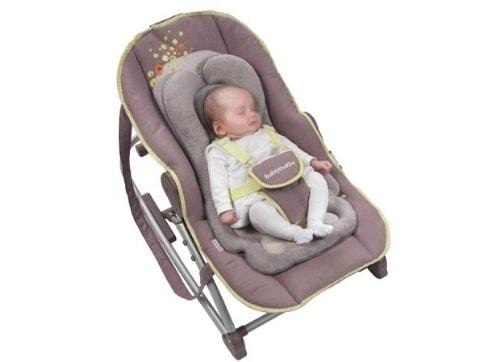 Babymoov - Cojín reductor para sillas de bebé (0 - 6 meses)