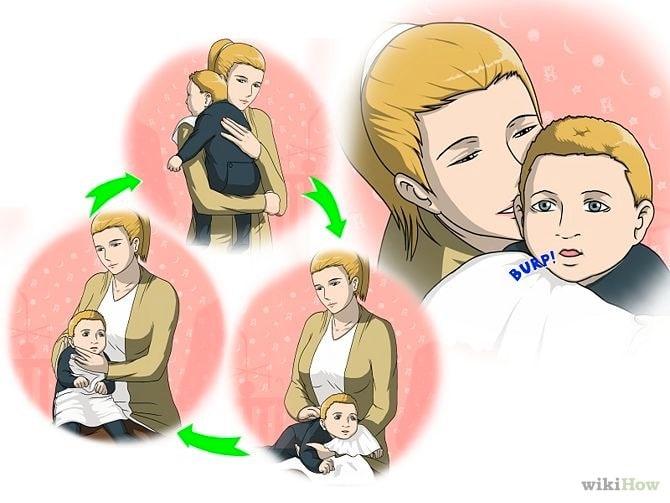¿Cómo se prepara un biberón a un recién nacido?