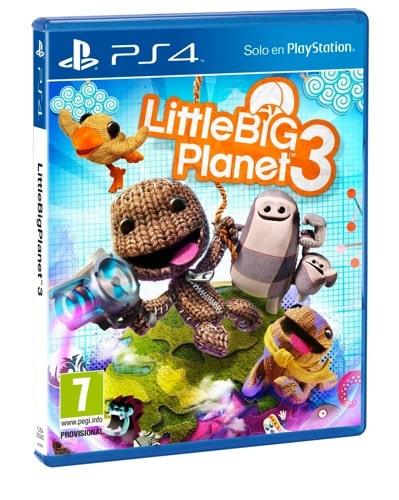 LittleBigPlanet 3 videojuego