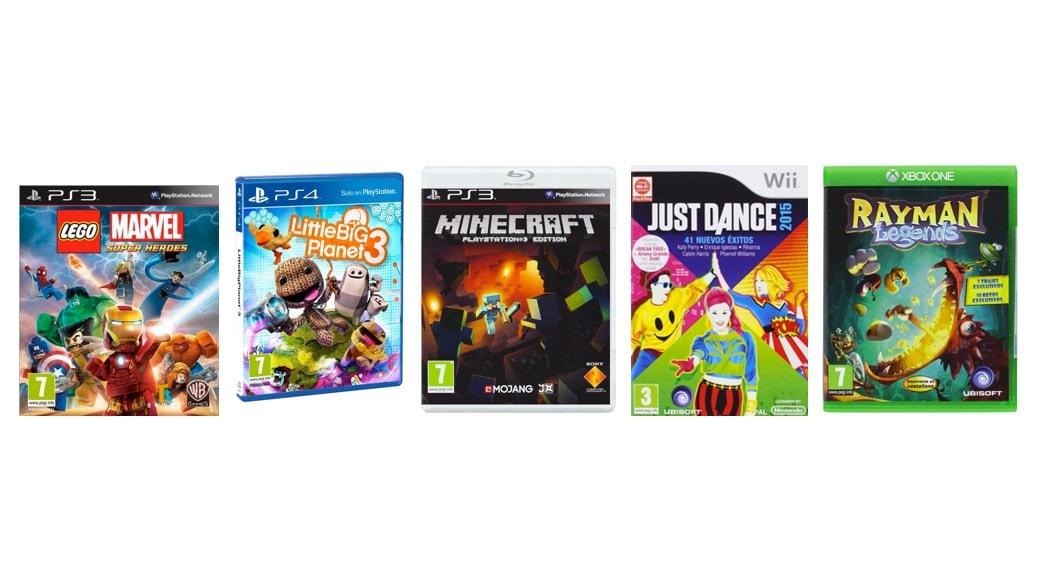 Top 20 videojuegos infantiles recomendados para niños y niñas - PS4, Xbox, Nintendo, PC, Android, iOS (2018)