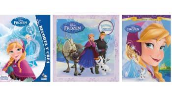 Los mejores libros de la película Frozen para regalar esta Navidad