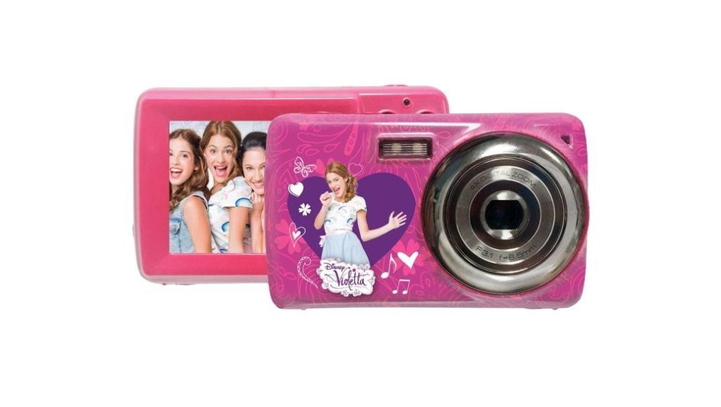 Dónde comprar la cámara fotográfica de Violetta