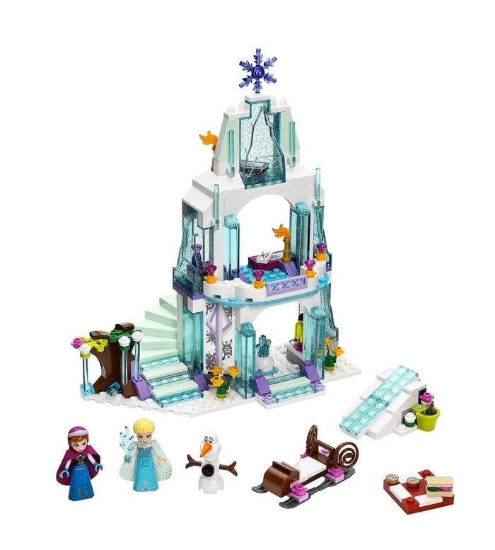 LEGO Princesas Disney - Palacio de hielo de la Reina Elsa