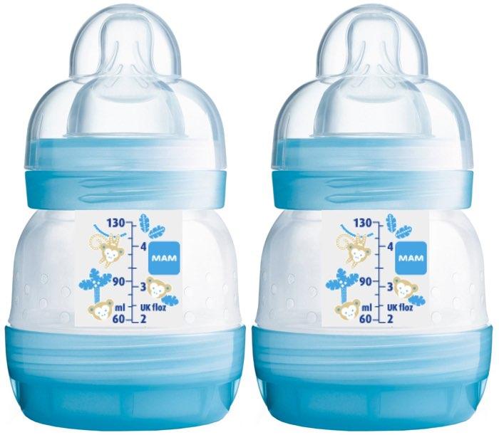 MAM Babyartikel 99902511 - Kit biberon (2 unidades)