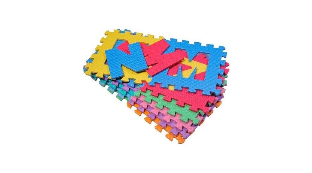 Alfombra puzzle infantil de goma espuma para el suelo - Alfombras puzzle infantiles ...