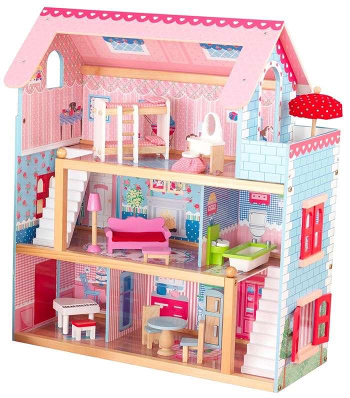 KidKraft - Chelsea, casa de muñecas