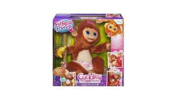 """¿Dónde podemos comprar la muñeca de bebé mono """"Moni Monita"""" de FurReal Friends al mejor precio?"""