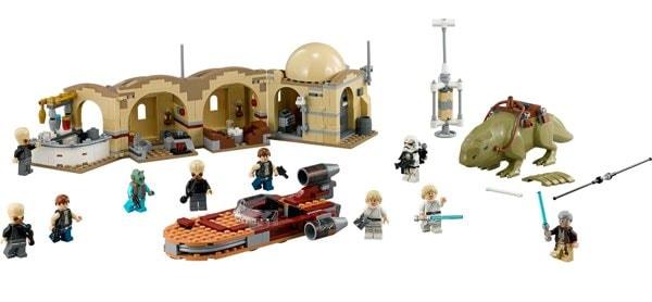 LEGO Star Wars - Mos Eisley Cantina