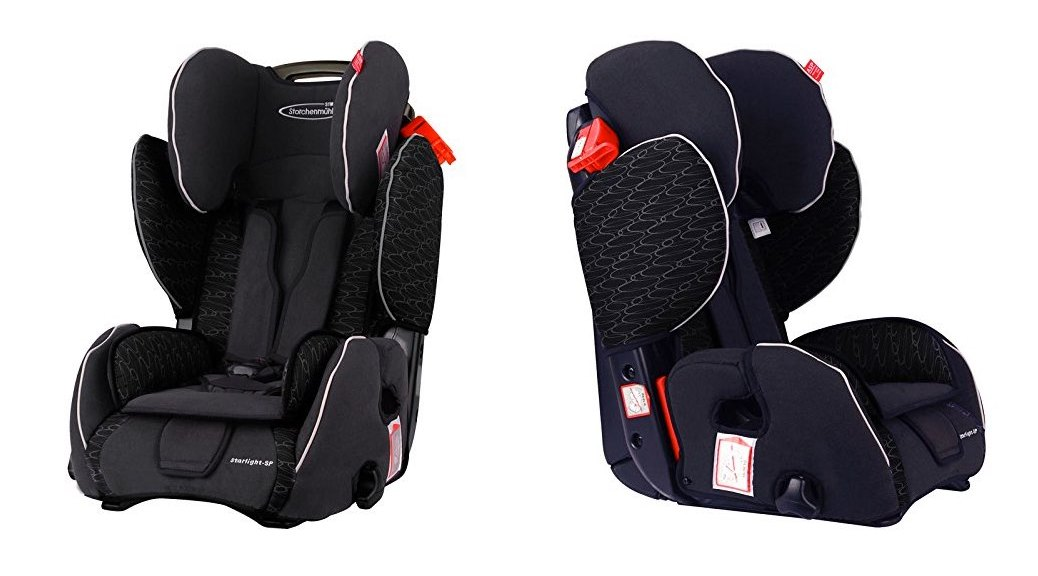 Storchenm hle starlight sp silla de coche del grupo 1 2 3 opini n y an lisis - Comparativa sillas de coche ...
