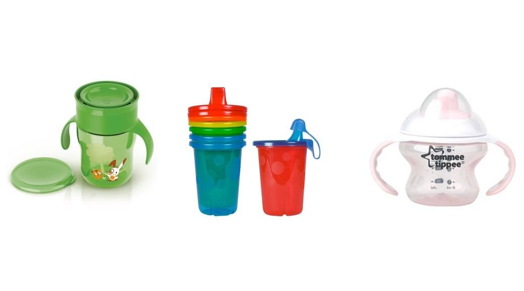 Los 3 mejores vasos con boquilla para niños