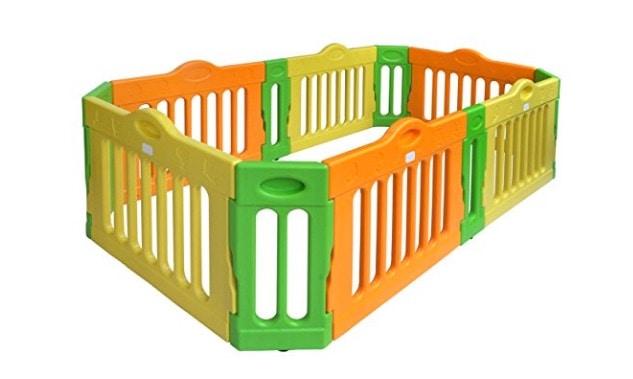 Baby Vivo - Parque infantil rectangular