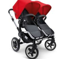 Bugaboo 2015 Donkey Twin Stroller