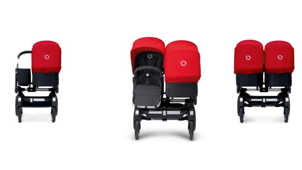 Bugaboo Donkey Twin – Carrito para gemelos: opinión, precio y dónde comprar este carrito gemelar