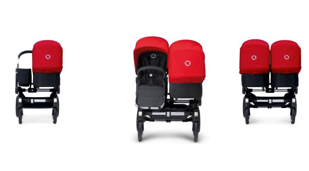 Bugaboo Donkey Twin - Carrito para gemelos: opinión despues de 6 meses de uso