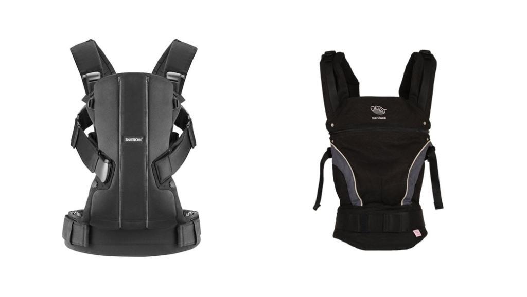 Las 2 mejores mochilas portabebés de 2015: BabyBjörn We y Manduca