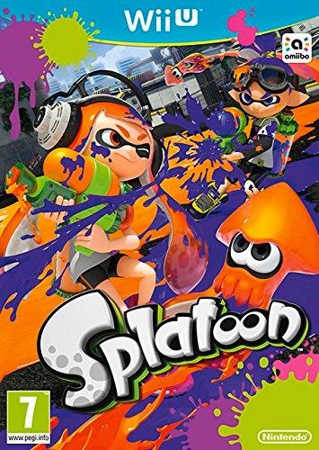 Splatoon Nintendo Wii U - 31 euros
