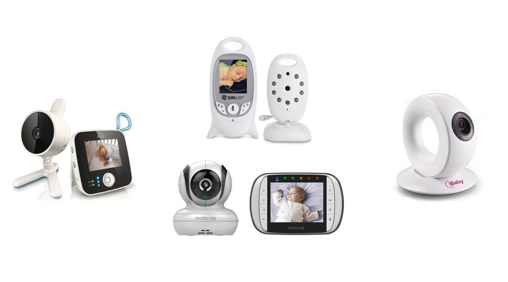 Los 3 mejores monitores de bebés en 2015 (vigilabebés con cámara)