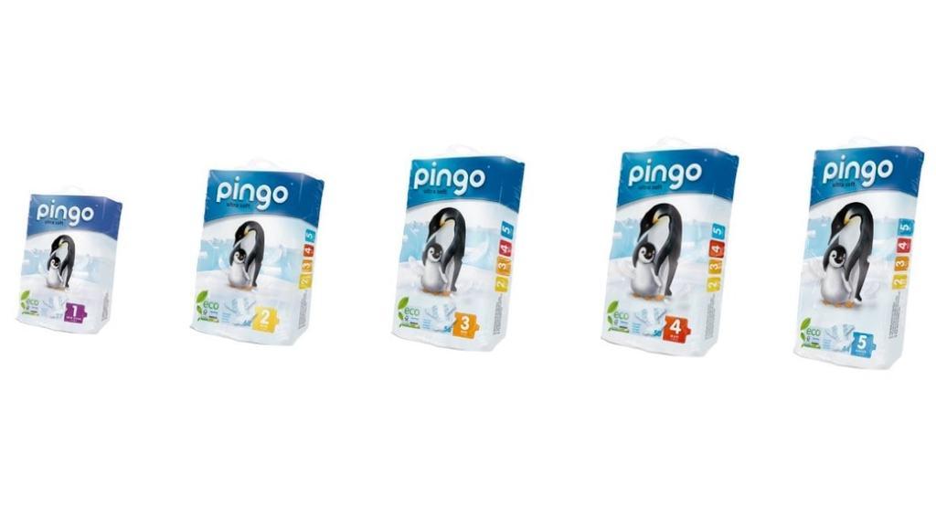 Pañales ecológicos desechables para bebés Pingo: Opinión