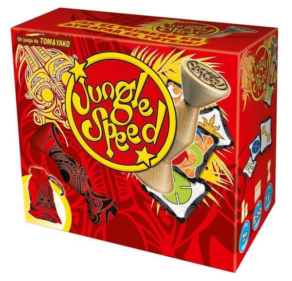 Los 4 mejores juegos de mesa para niños: Asmodee Jungle Speed