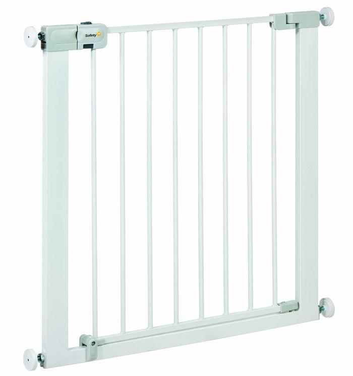 Safety 1st Easy-Close - Barrera de seguridad de metal (73-80cm)