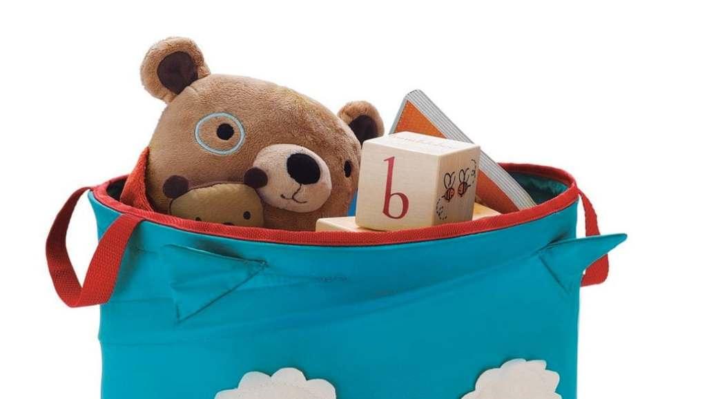 ¿Cuáles son los mejores cestos de almacenamiento para juguetes?
