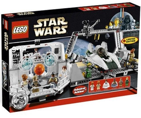 LEGO Star Wars - Home One Mon Calamari Star Cruiser (7754)