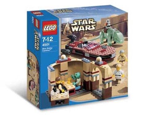 Lego Star Wars - Mos Eisley Cantina (4501)