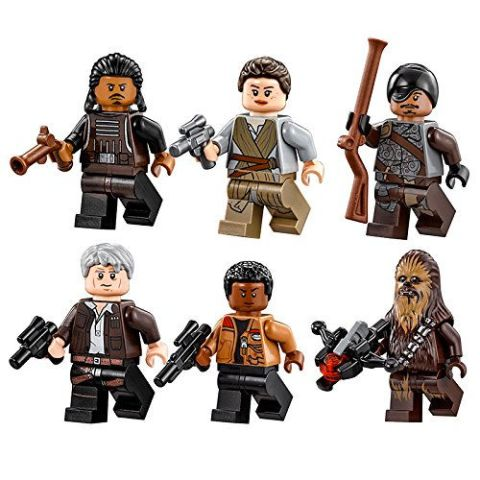 LEGO Star Wars - Millennium Falcon (75105)