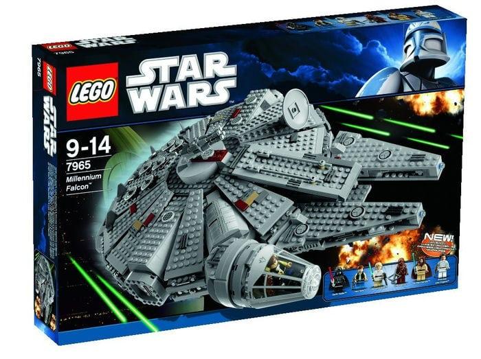 LEGO Star Wars - Regalo navidad 2015