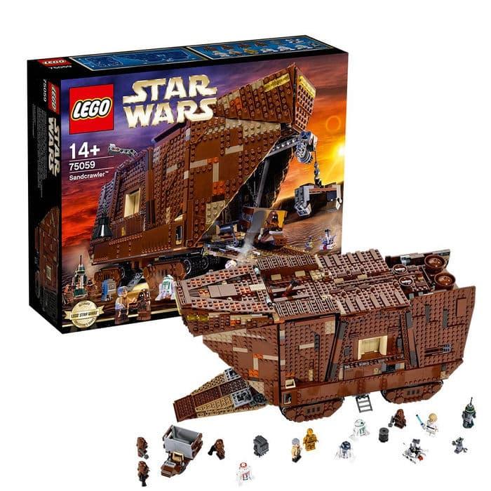 Lego Star Wars Sandcrawler (10144)