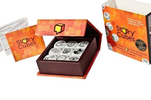 Asmodee - Story Cubes, juego educativo (STO01ES)