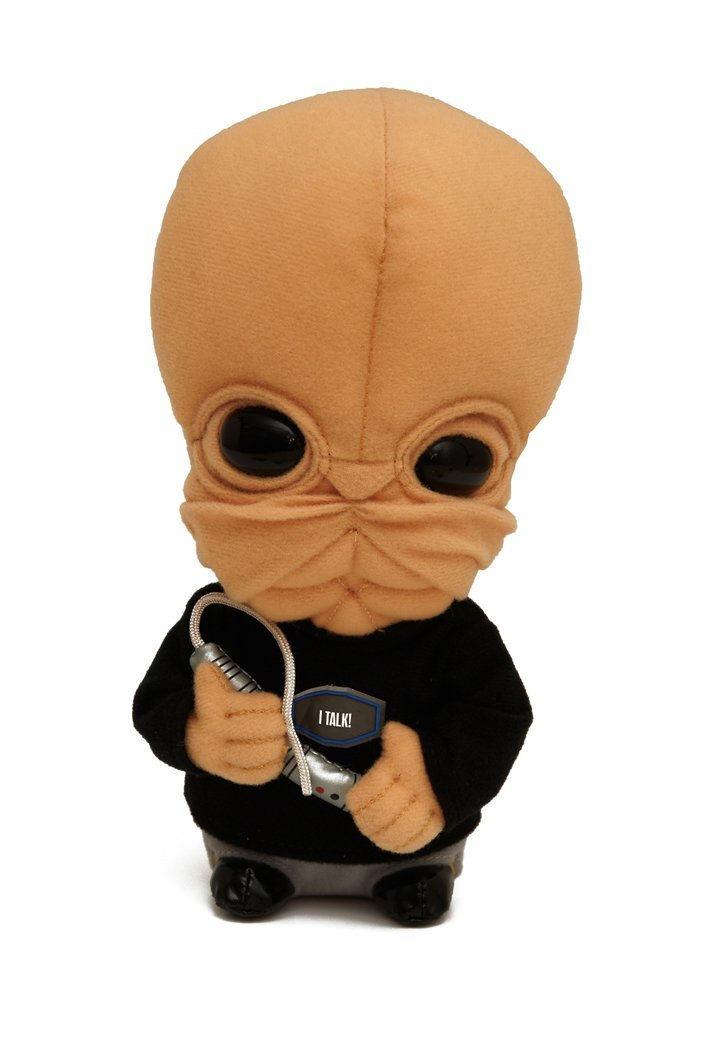 Underground Toys - Star Wars, Músico cantina, peluche con sonido, 22 cm (SDTSDT28001)