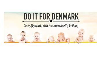 Sí en Dinamarca lo intentan, ¿podemos aumentar también en España el indice de natalidad?
