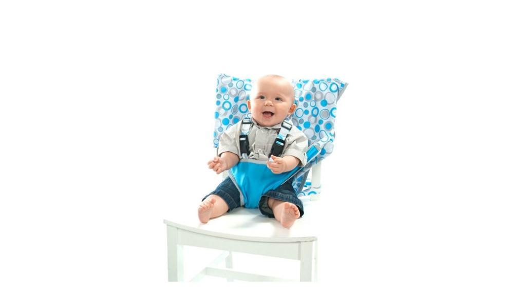 Trona portatil de viaje para bebés My Little Seat - Sin duda una buena idea